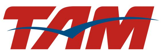 boeken vluchten in Brasil! TAM_Airlines_Logo.svg