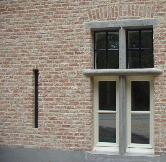Oude paapsteen rijnvorm   Oude en verouderde bouwmaterialen   Exterieur   Pinterest   Home