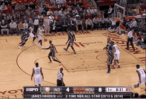 Chandler Parson and Dwight Howard Make for a Dunk-tastic Pair Against the Pacers [GIFs]   FatManWriting
