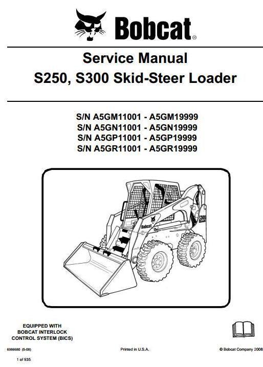 Diagram Source Bobcat 773 Wiring Schematic In 2021 Repair Manuals Skid Steer Loader Bobcat