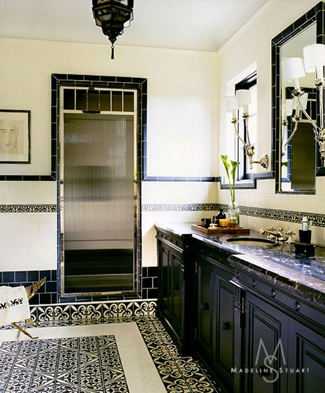 Pinterest the world s catalog of ideas for Spanish colonial bathroom design