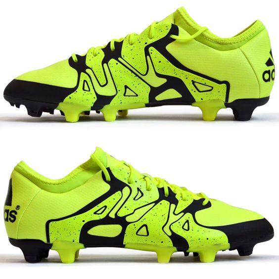 top fashion 3d508 0cb57 canada soccer boots cleats adidas x 15.1 fg blanco amarillo 24ca2 099c4