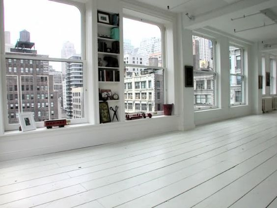 loft in Manhattan. Amazing.