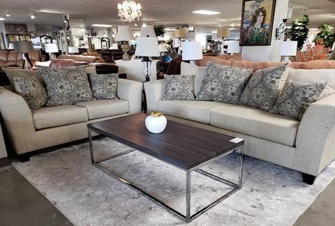 Glacier Sofa Free Loveseat Katy Furniture Love Seat Living