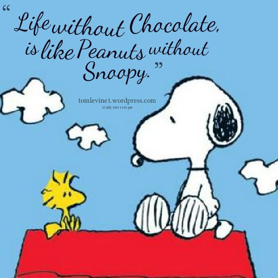 True that, love Snoopy!