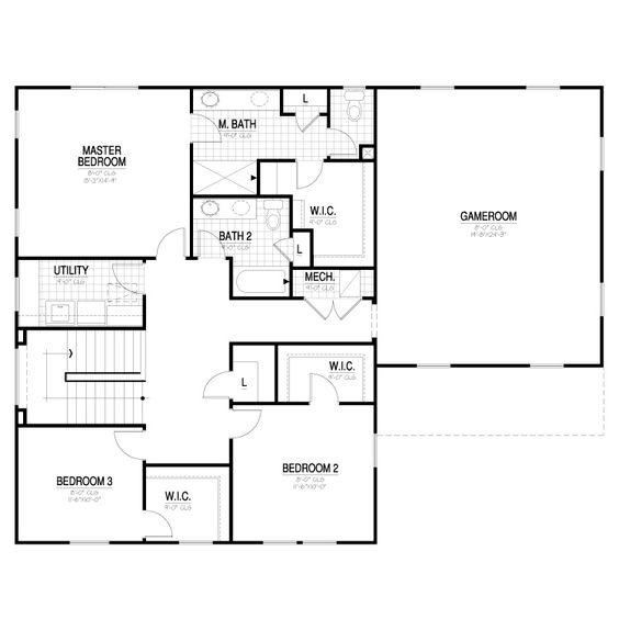 eb2c672373de58544b9108bc6b09d4d0 Vernet Footage Ivory Homes Floor Plan on
