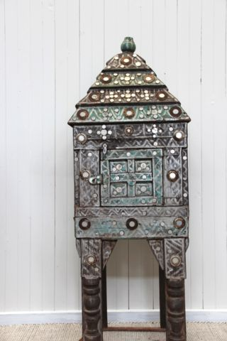 Decorative Timber Storage Hut #2