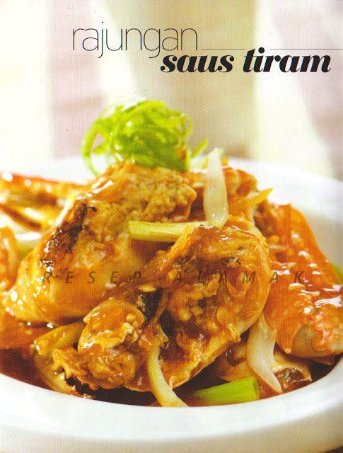 Resep Rajungan Saus Tiram Praktis Dan Sederhana Resep Alamak Resep Masakan Resep Masakan
