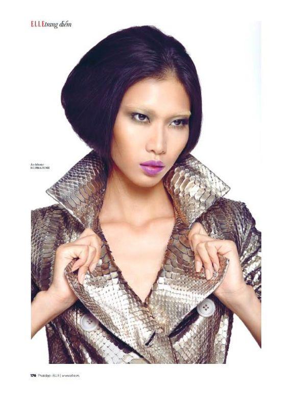 Makeup & hair by Paolo de Vita