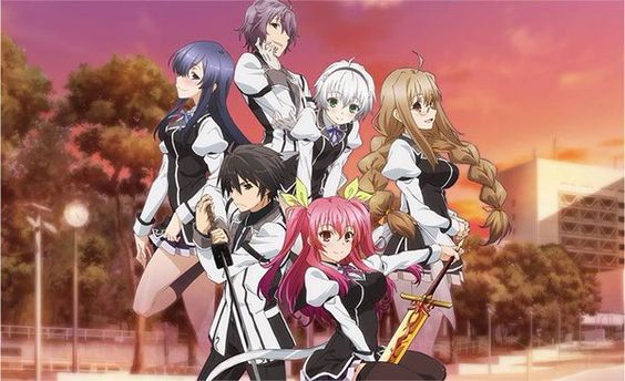"Honey's Anime sur Twitter : ""6 #Anime Like Rakudai Kishi no Cavalry. https://t.co/mjLZDjvNDi https://t.co/dHeAZr0TbF"""