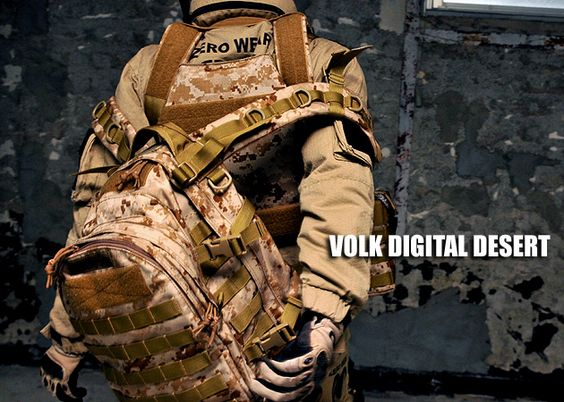 VOLK V3 BACKPACK | VOLK TACTICAL GEAR