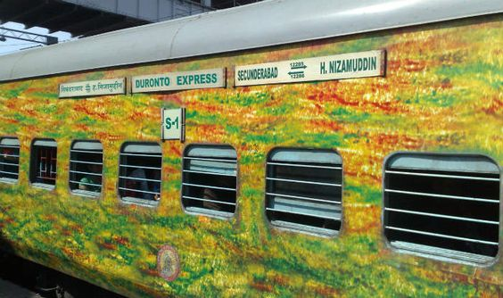 The railway ministry has decided to fasten up the Delhi-Howrah and Delhi-Mumbai rail corridors to reduce travel time.
