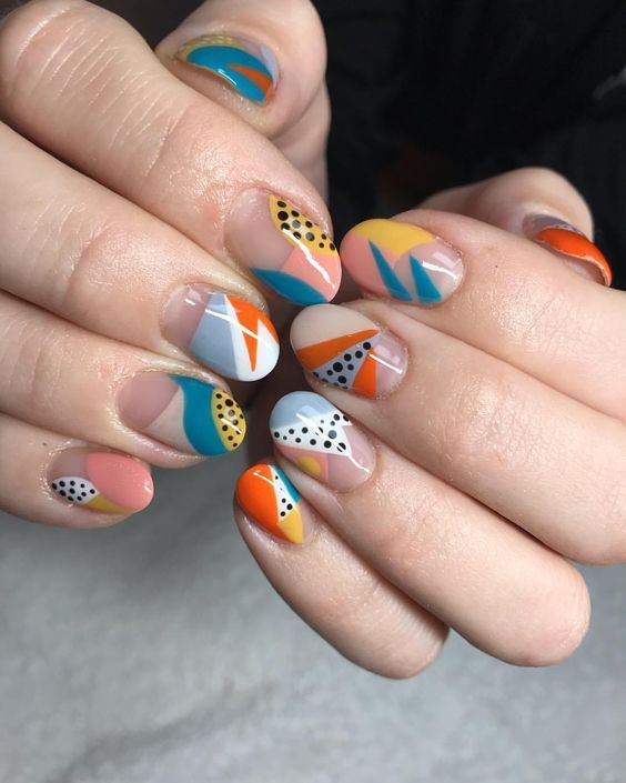Pin By Fabiola Salas On Nail Game Tight In 2020 Gel Manicure Manicure Minimalist Nails