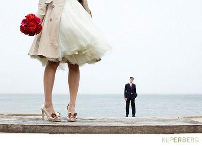 Ha ha, mini groom