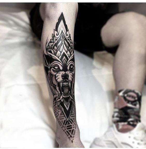 Tatuajes En Los Chamorros Para Hombres