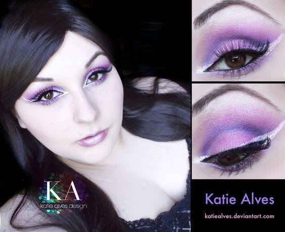 Soft Purple by KatieAlves.deviantart.com on @deviantART