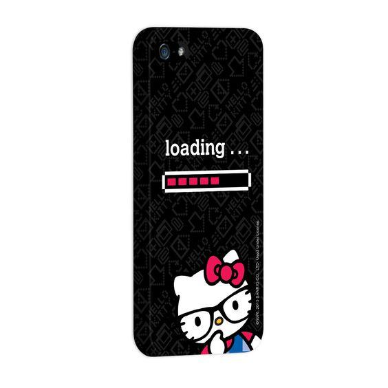 Capa de iPhone 5 Hello Kitty - Loading