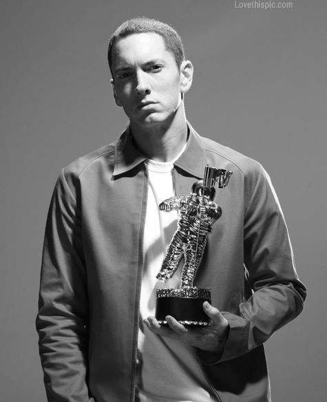 Favorite songs/artist/group/types of music: Eminem. One of my favorite rappers.