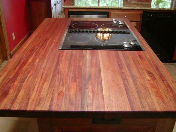 Wunderbare Küchen Arbeitsplatte holz kochherd tisch idee kitchen - küchenarbeitsplatte aus holz