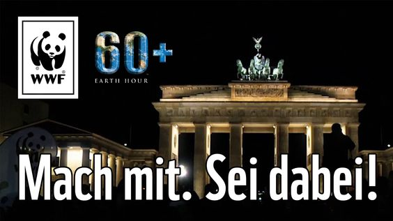 Mach Mit Bei Der Earth Hour 2015 Wwf Deutschland Earth Hour Wwf Earth