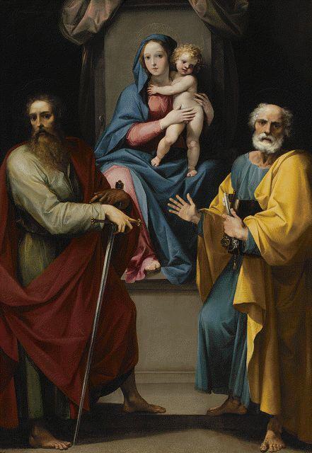 Đáp ca: T. Phêrô & Phaolô (lễ Vọng 29-6) – Thánh Vịnh 18a