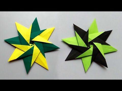 Easy Origami Dragon 2.0 tutorial (Henry Phạm) - YouTube | 360x480