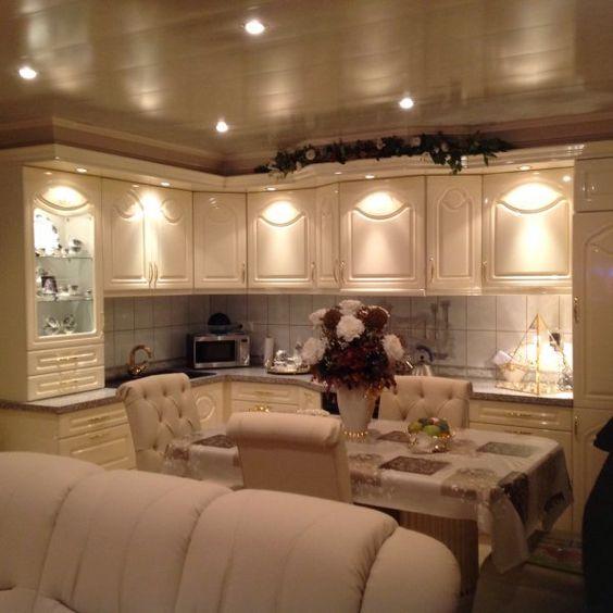 Mooie keuken in woonwagen