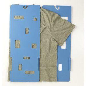 Laundry folder Sheldon Cooper style
