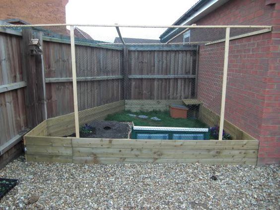 Outdoor Tortoise Enclosure..... The Build.... - Reptile Forums