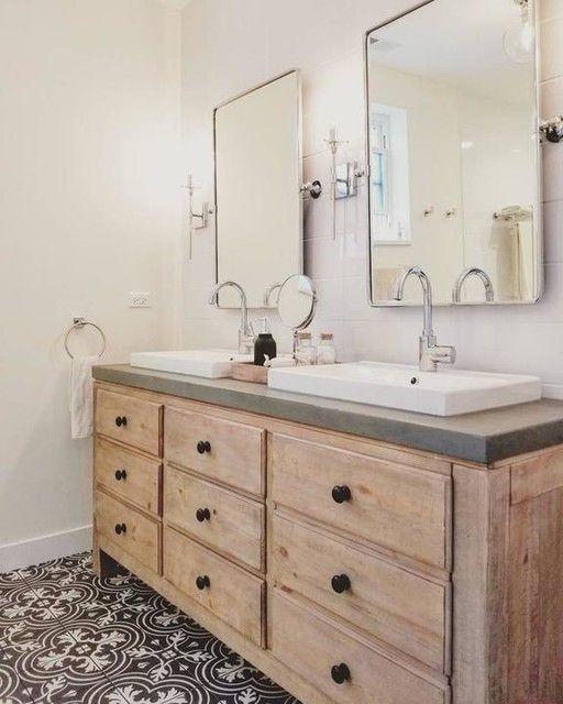 Vintage Rounded Rectangle Pivot Mirror In 2020 Bathroom Vanity Designs Traditional Bathroom Bathroom Vanity