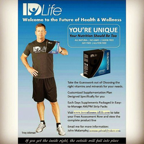 TAKE YOUR FREE ONLINE HEALTH ASSESSMENT! Go to: www.Habakkuk.IDLife.com Contact # 661-816-5973 frenchjames12@gmail.com