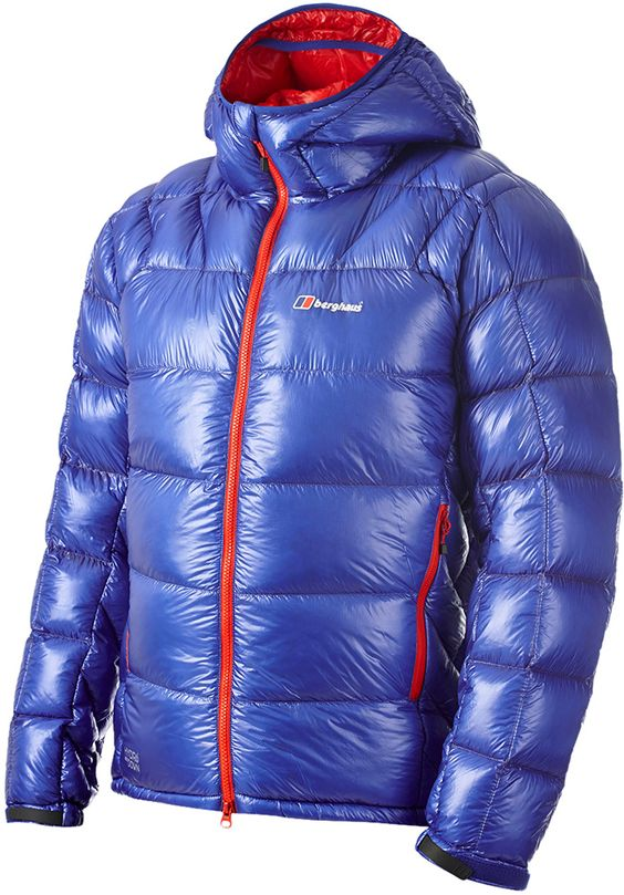 Berghaus Extrem Ramche Mens 850 Fill Down Insulated Jacket for ...