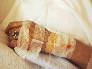 Chemotherapie hat sich als schädlich herausgestellt.Foto: Linda Bartlett