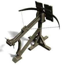 Image result for siege crossbow