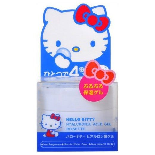 Rosette, Hello Kitty Hyaluronan Gel