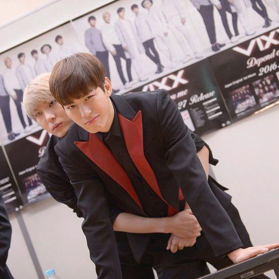 Oooh... LeoBin ❤ | Leo & Hongbin VIXX 빅스~~~my bias and the wrecker.: