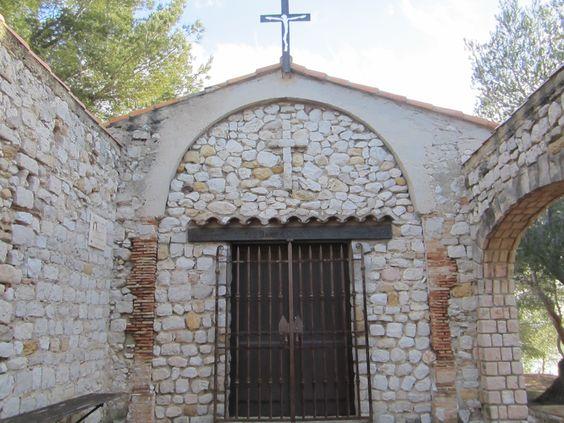 La chapelle au bout du monde...