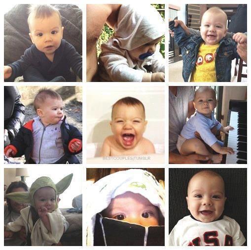Jared Padalecki`s son: Thomas Colton Padalecki