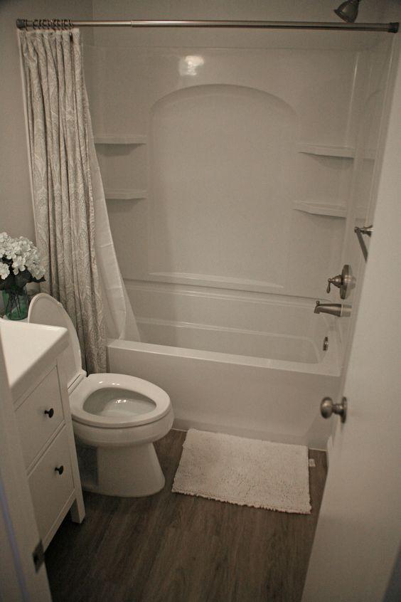 Floors coretec plus xl whittier oak kohler toilet luxury for Paint vinyl floor bathroom