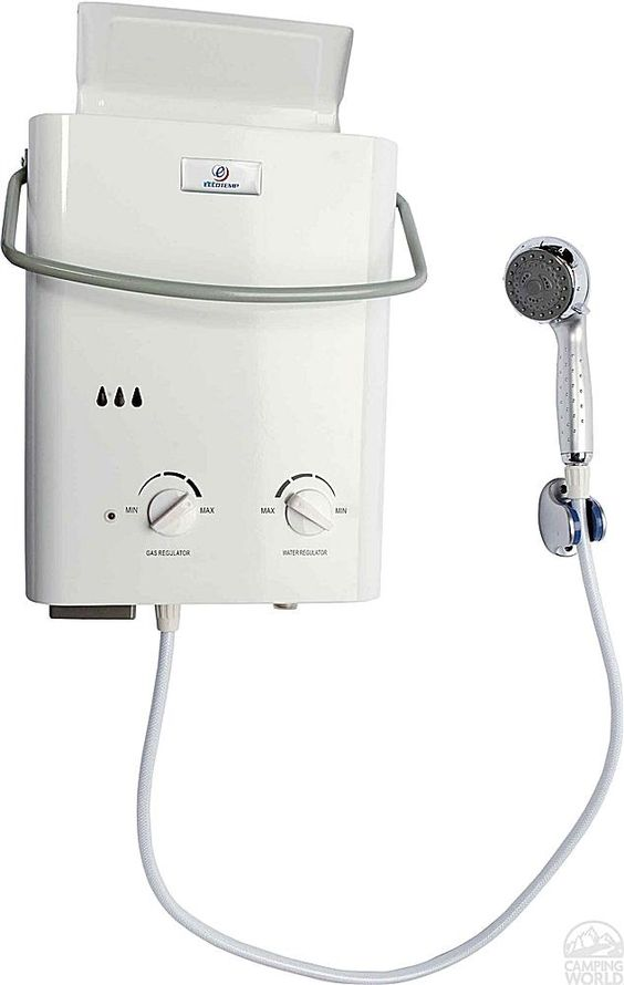 EccoTemp Portable Tankless Water Heater - Camping World