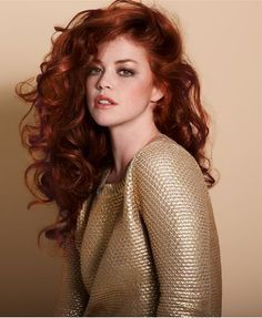 Sydney LaFaire. This would be a good shade. I seem to prefer copper/ginger - but this is probably what I should go for.