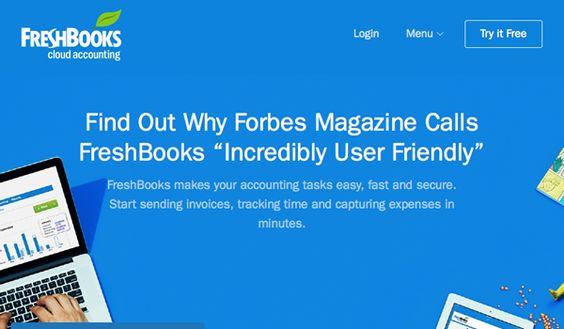 FreshBooks, Freelancer, Management, Accounting, Plugin WordPress - freshbooks free invoice