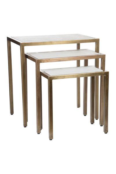 Soffbord soffbord satsbord : Satsbord marmor | Soffbord | Pinterest
