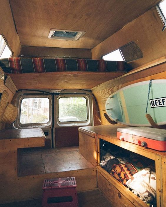 Inside My First Van Project I Cut The Roof Off My Ford