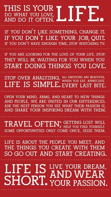 LIFE.: