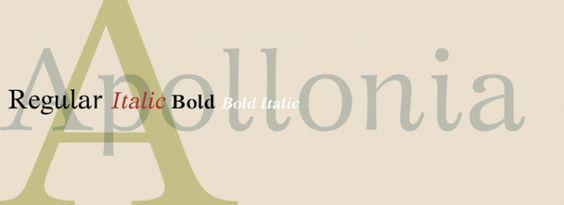 Apollonia font download