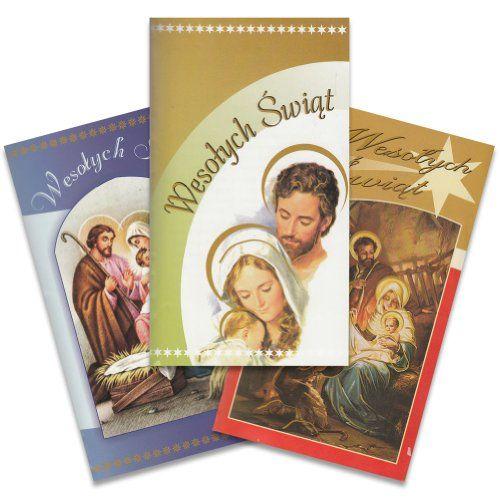 Christmas Wafers – Oplatki, Set of 3  http://www.fivedollarmarket.com/christmas-wafers-oplatki-set-of-3/