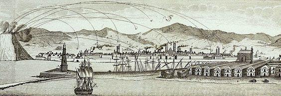 Bombardeo de Barcelona (1842) - Wikipedia, la enciclopedia libre