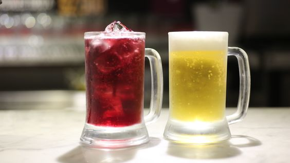 Spanish mixers: Sangría and Clara...a Spanish Lifestyle