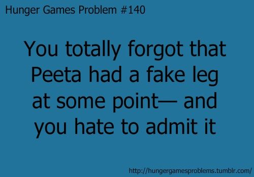 I didn't even think about it in mockingjay.....